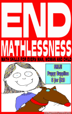 (d69) Poster #361- Motivate Math Students Poster, End Mathlessness