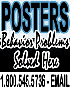 behavior posters
